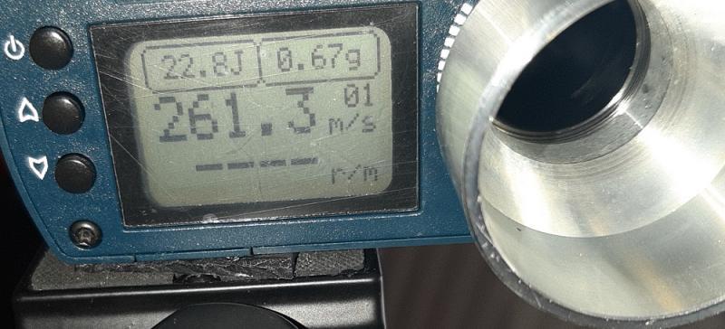 Comparatif Walther LGU - Gamo CFX IGT - 25 mètres - Page 7 Kb1N9
