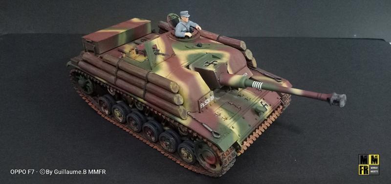 Tamiya Sturmgeschutz III - 1/35 KdNVb