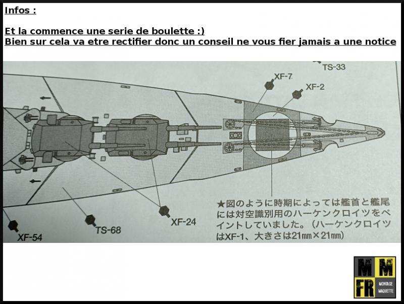 Bismarck 1/350 Tamiya  Kjo7b