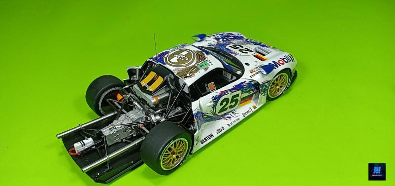 Tamiya Porsche 911 Gt1 Par guillaume.b allias maquette tv KnKXo