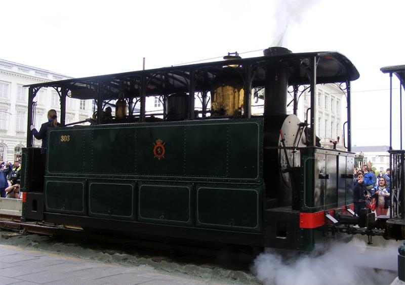 150 ans de tram à Bruxelles - Page 2 KoeZy