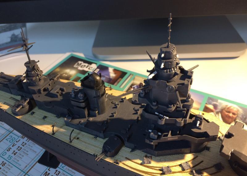 Cuirassé Dunkerque 1/400 L253p