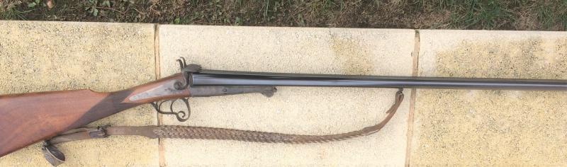 Fusil Colt modèle 1861 LA23a
