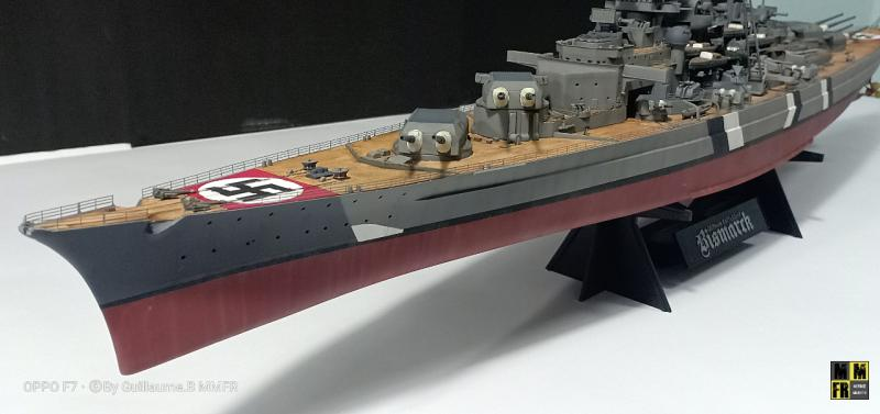 Tamiya Bismarck 1/350 par Guillaune.B ( montagemaquettefr) LDJyp