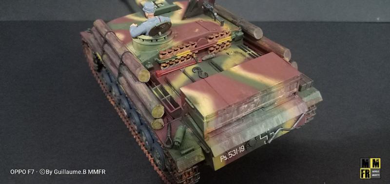 Tamiya Sturmgeschutz III - 1/35 LNPax