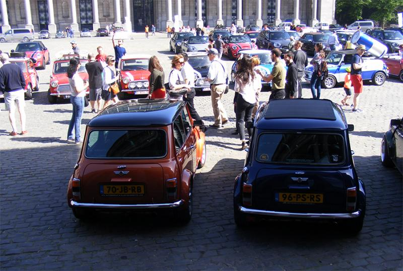 Autoworld - MINI Parade 22 avril 2019 M93d1