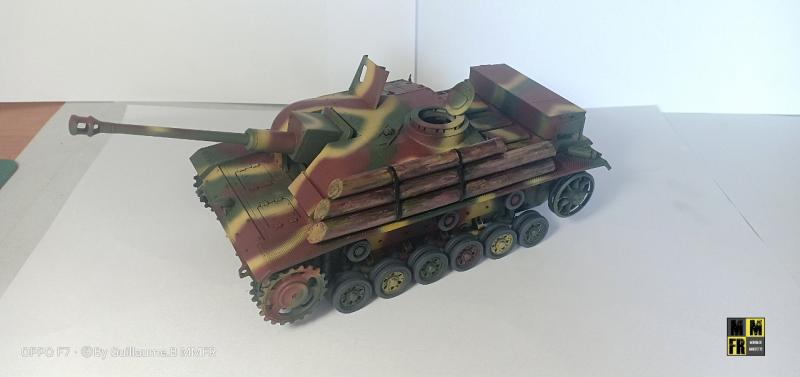 Tamiya Sturmgeschutz III - 1/35 - Page 2 MPaJV