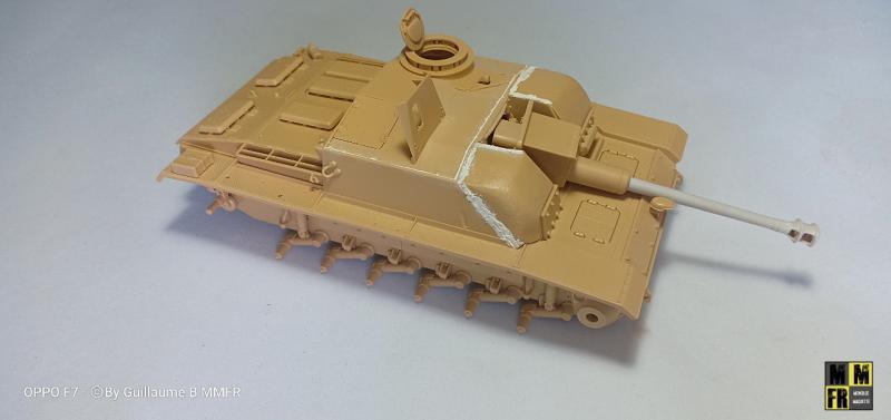 Tamiya Sturmgeschutz III - 1/35 NNq3X