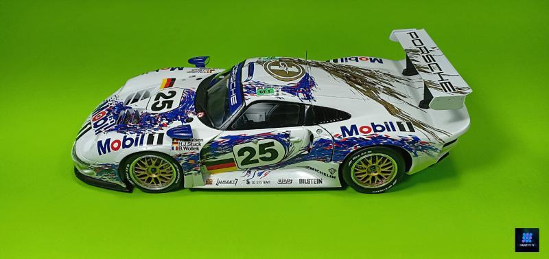 Tamiya Porsche 911 Gt1 Par guillaume.b allias maquette tv Ne5Nb