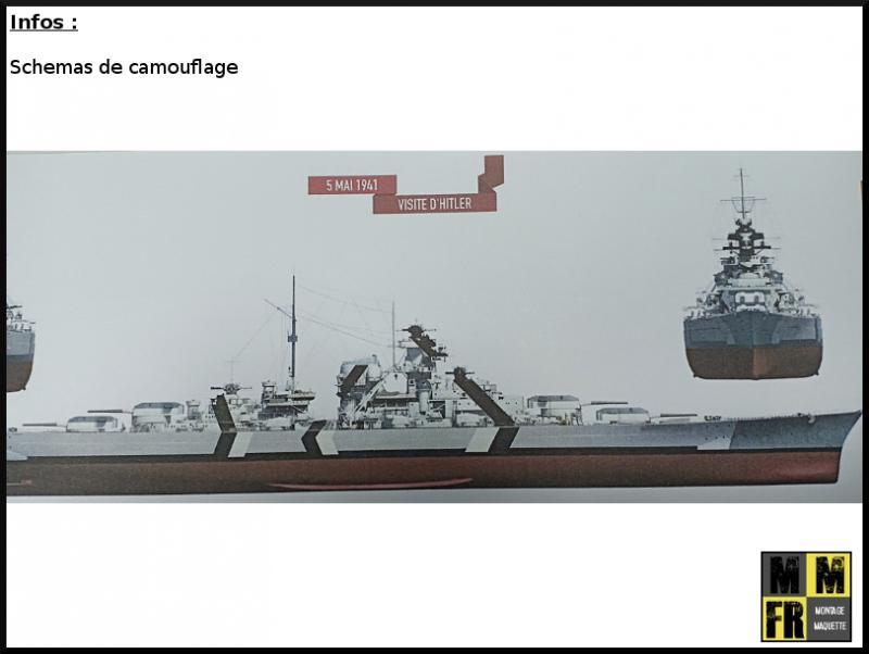 Bismarck 1/350 Tamiya  Nv7Wd