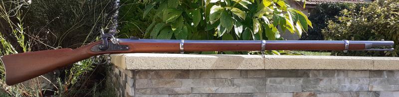 Fusil Colt modèle 1861 OVVkg