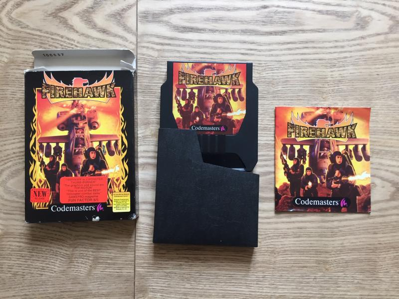 [EST] Eric Cantona, Elite et Firehawk complets sur NES + Ardy light foot Mint OgjvD