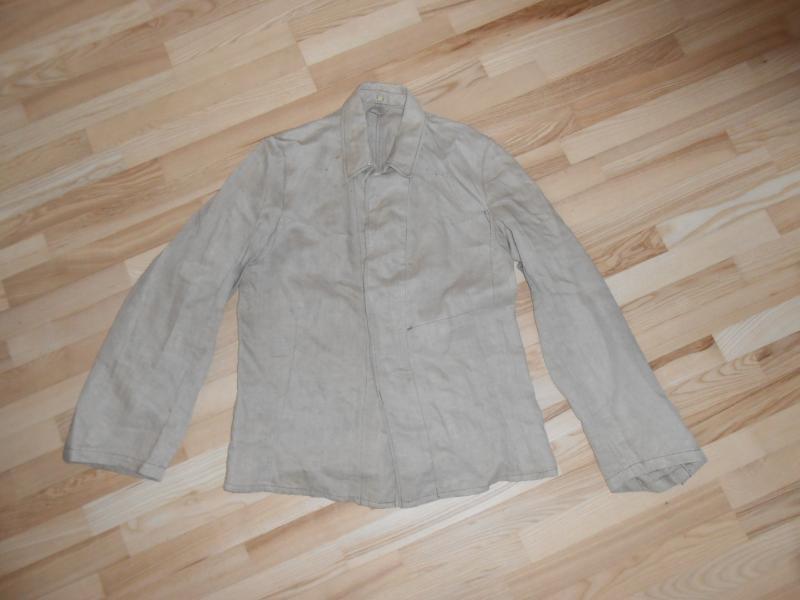 Estimation manteau Allemand et veste blanche?? P49qd