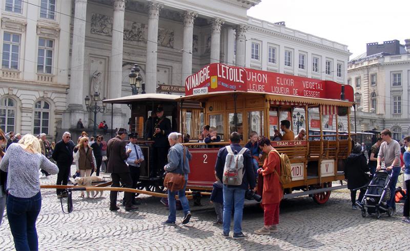 150 ans de tram à Bruxelles - Page 2 PYZ8Y