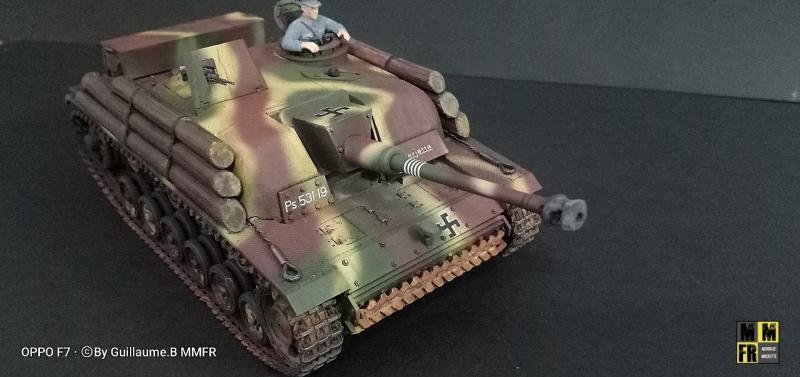 Tamiya Sturmgeschutz III - 1/35 Q8Opl