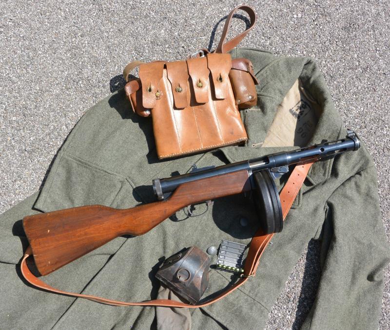 Pistolet mitrailleur 37/39 Suédois. QGjEY