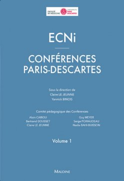ECNi Conférences Paris Descartes Volume 1 mars 2018 Qo28J