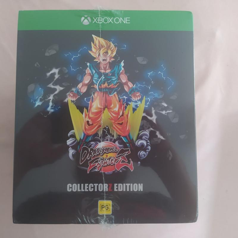 [Vends] DBZ Fighters collector Xbox One  RDOnj