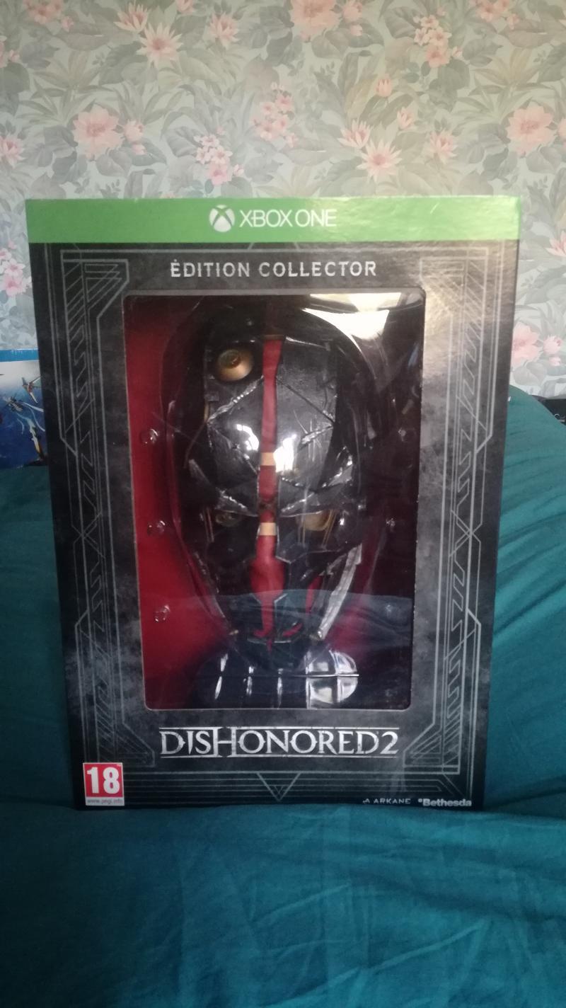 [VDS] Collectors ps4, Collectors Xbox One, jeu Breath of the wild WiiU.... RJ9gm