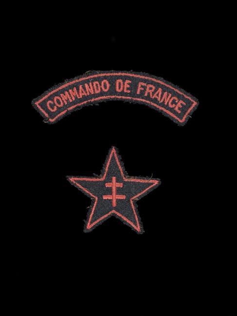 Parachutistes / commando / Jedburghs / BCRA / S.O.E. / O.S.S. / S.A.S RK70w
