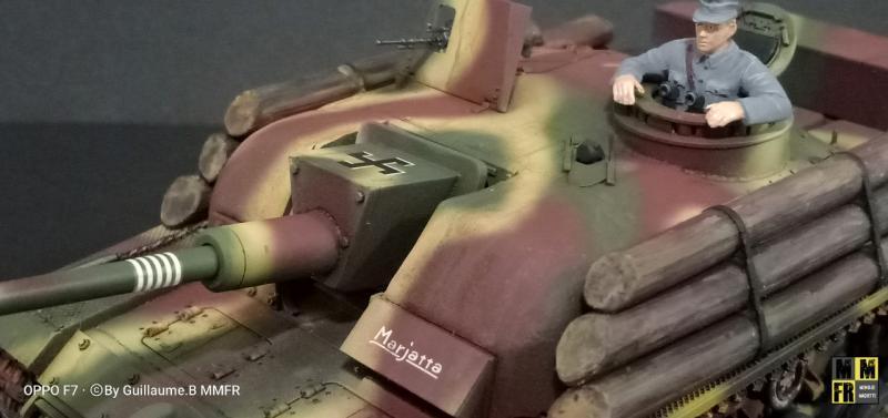 Tamiya Sturmgeschutz III - 1/35 RO0p8