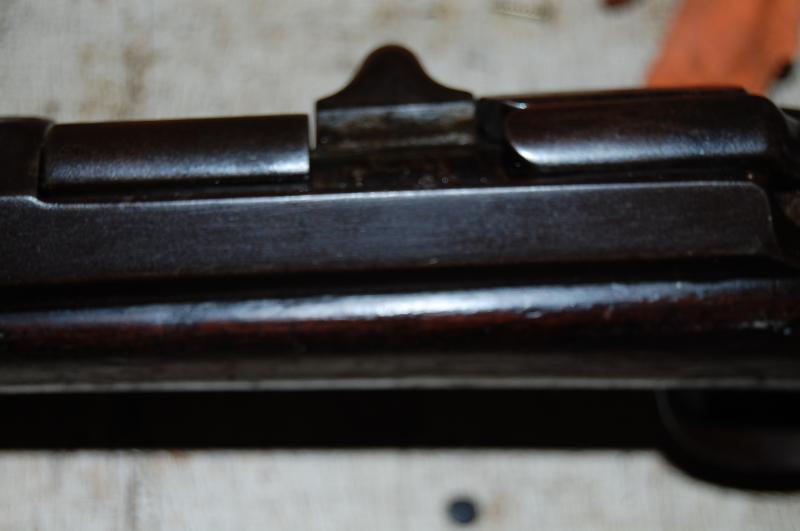 fusil chassepot modifié chasse  Rm7A8