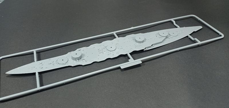 Fuso (Fujimi 1/700° et PE) par MaquetteTv Rwldd