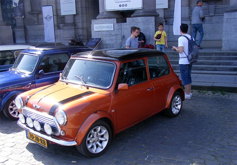 Autoworld - MINI Parade 22 avril 2019 VEyb9