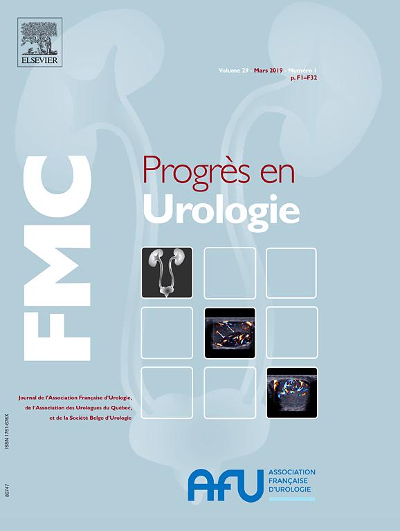 Progrès en Urologie - FMC Mars 2019 VVgkD