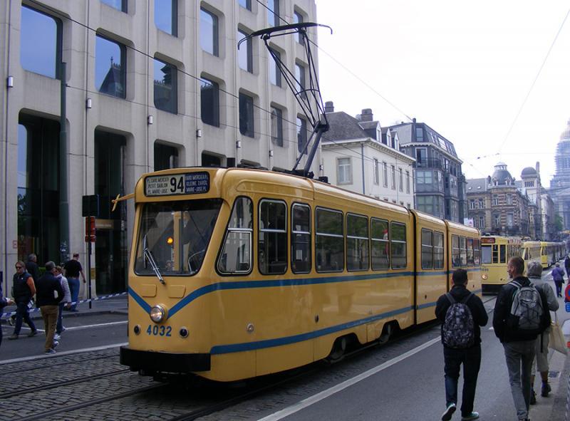 150 ans de tram à Bruxelles - Page 2 VVw27
