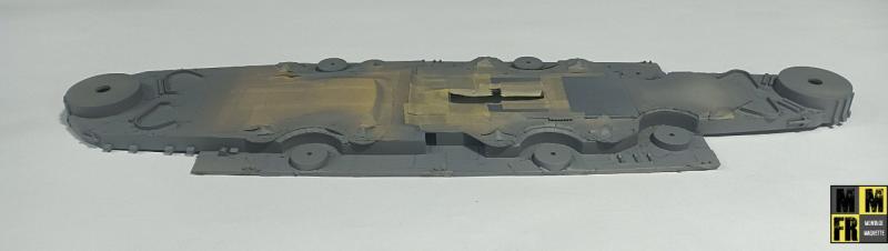 Bismarck 1/350 Tamiya  - Page 7 VaDpb