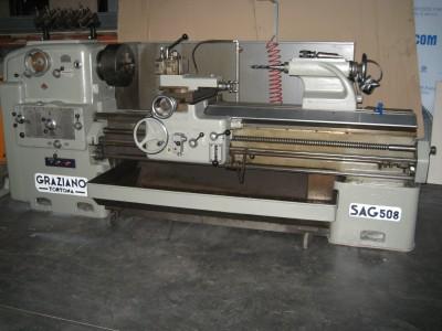 Remplacement des roulements de broche sur tour Graziano SAG 508 Vx0kZ