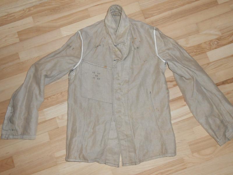 Estimation manteau Allemand et veste blanche?? VxNqg