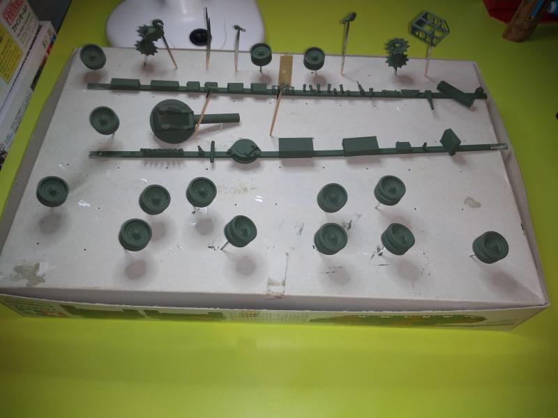 [Convoi] Type 90 MBT et ARV Tamiya + Etokin Model W3wVZ