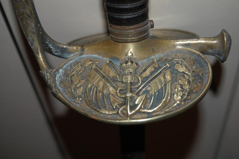 épée d'officier de marine modèle 1837 W7bjD