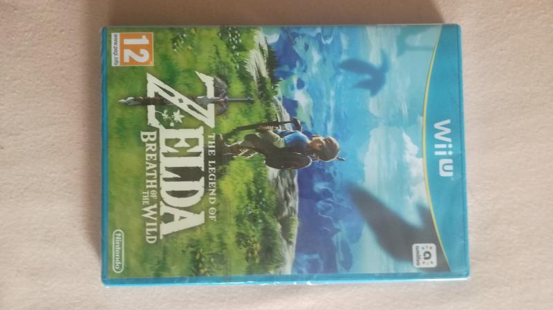 [VDS] Collectors ps4, Collectors Xbox One, jeu Breath of the wild WiiU.... WA194