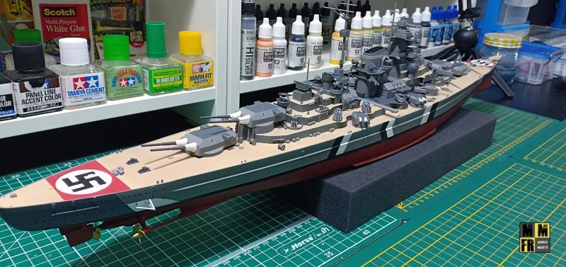 Bismarck 1/350 Tamiya  - Page 8 WNp8Z