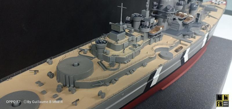 Bismarck 1/350 Tamiya  - Page 10 WOwVy
