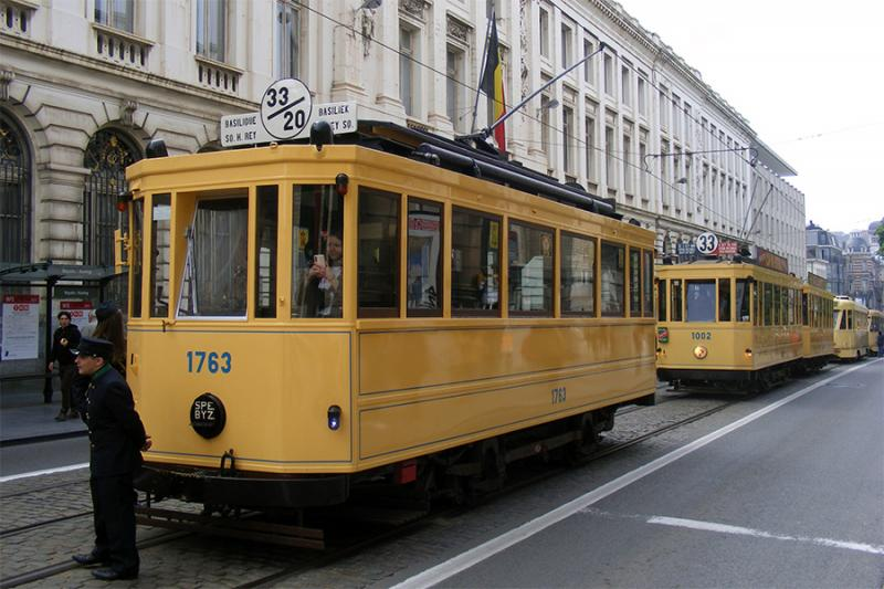 150 ans de tram à Bruxelles - Page 2 WaLvy