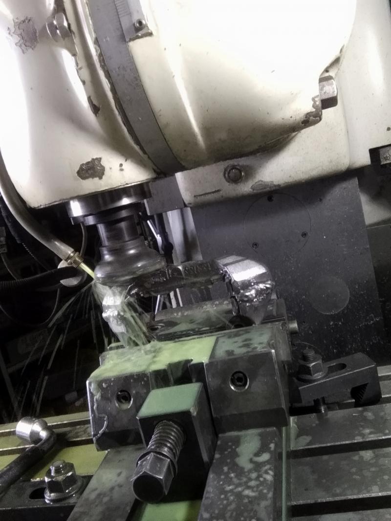 Installation d'un frein sur un tour qui n'en est pas equipé Ww4Jm