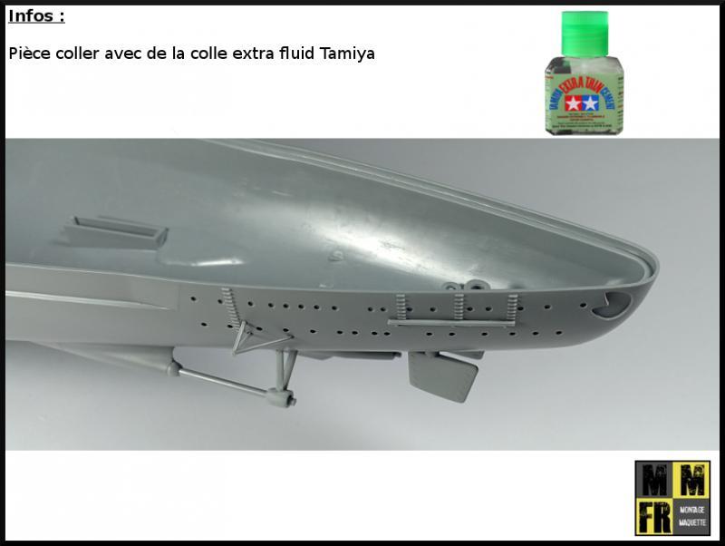 Bismarck 1/350 Tamiya  X539W