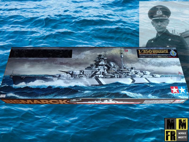 Bismarck 1/350 Tamiya  YOLOO