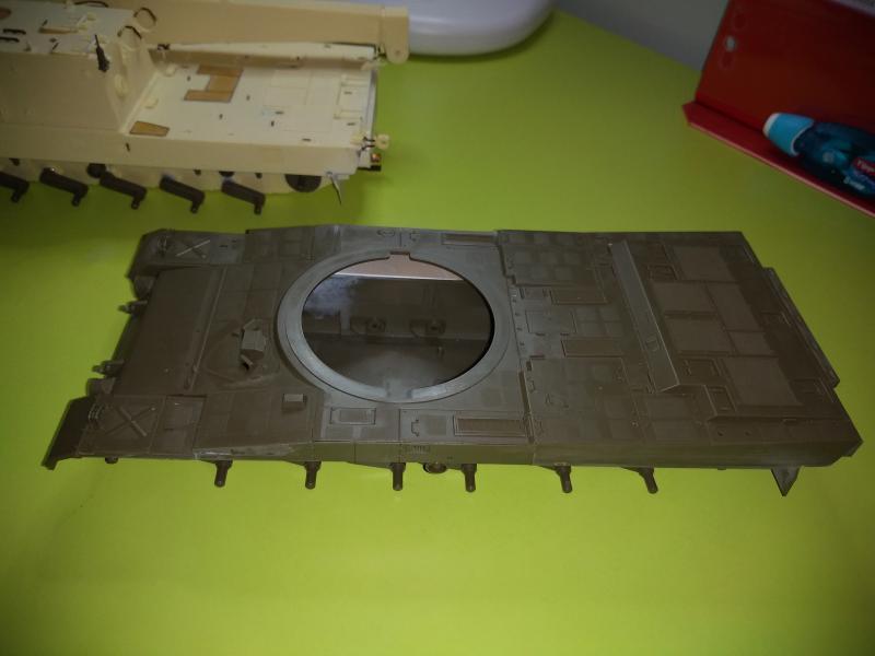 [Convoi] Type 90 MBT et ARV Tamiya + Etokin Model Ynyab