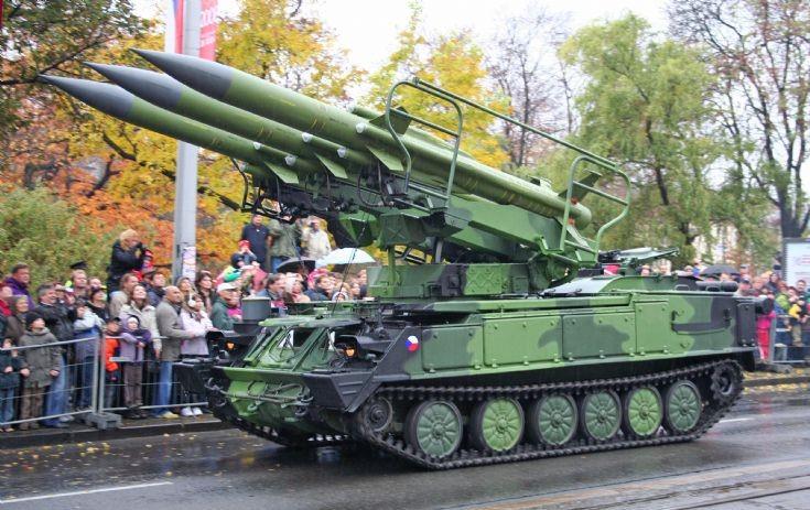 Référence de couleur pour SAM-6 Czech 81PXn