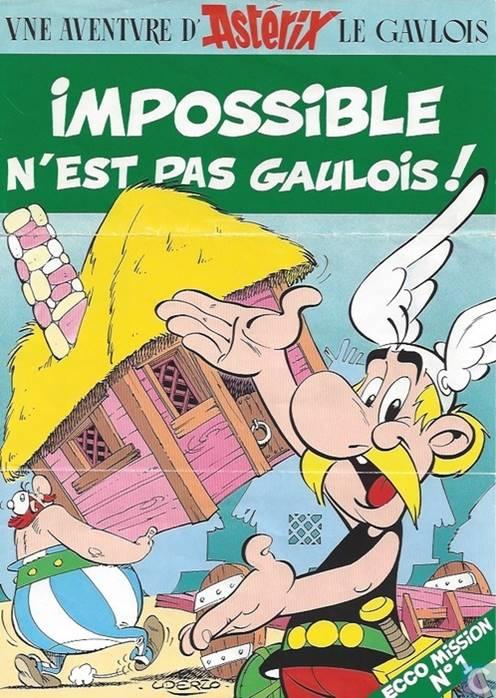 MAJ 22/7/18 - Mes recherches sur Asterix 87kx