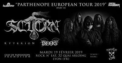 SCUORN [Lyon - 69] > 19-02-2019