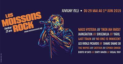 MOISSONS ROCK 2019 [JUVIGNY - 51] > 29-05-2019