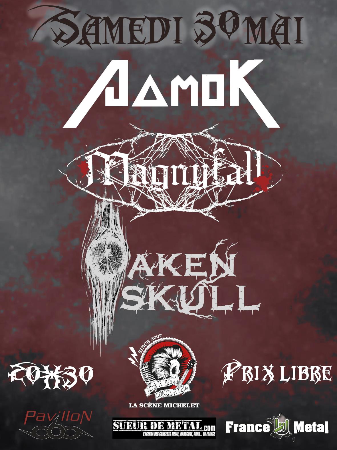 AAMOK [Nantes - 44] > 30-05-2020