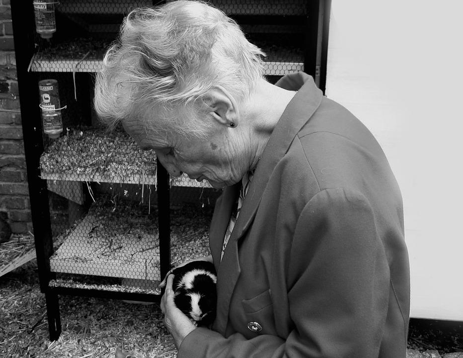 Les femmes âgées 8VK0W