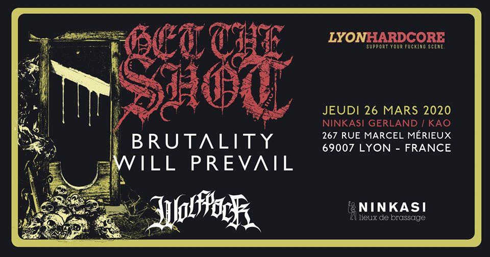GET THE SHOT [Lyon - 69] > 26-03-2020